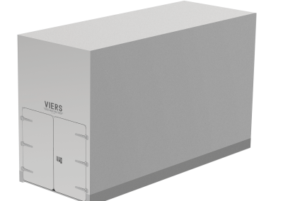 Viers Intensive Industrial Blast Chiller